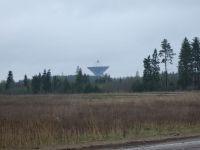 Радиотелескоп РТ-64 КРАО АКЦ ФИАН