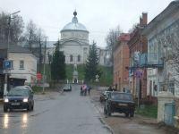 Центр, памятник Ленину